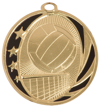 VOLLEYBALL MIDNITE STAR MEDAL