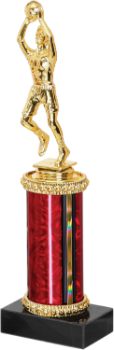 Small Basketball Trophy