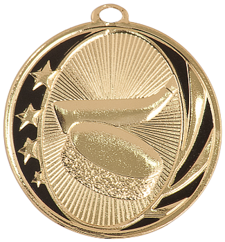 Hockey MidNite Star Medal