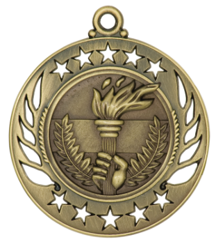 Torch Galaxy Medal