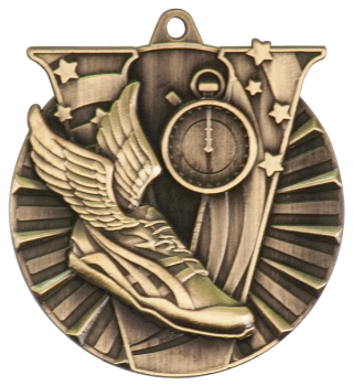 Track Victory Medal