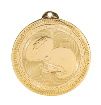 Football BriteLazer Medal